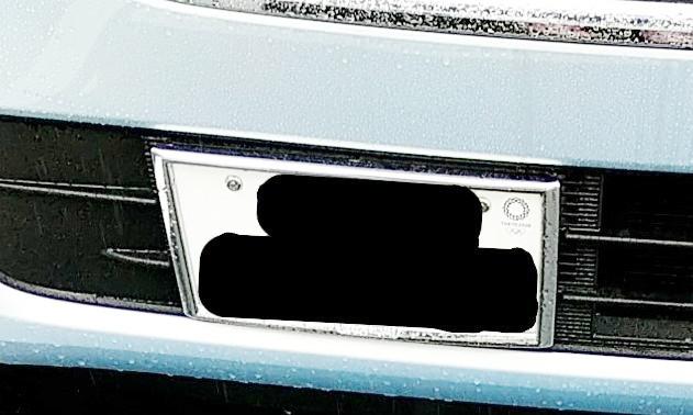 軽自動車の白色ナンバーの見分け方 よく見るとロゴマークが!