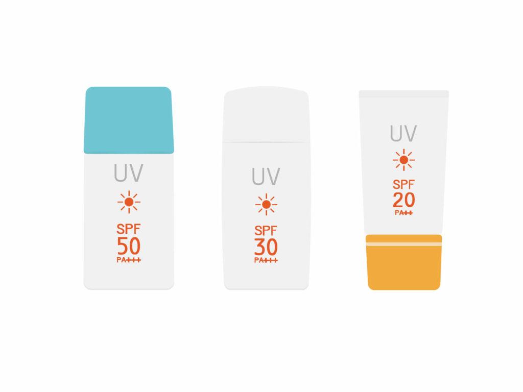 夏のマスク焼けを防ぐ対策に最適!落ちにくい人気の日焼け止めクリーム