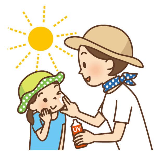 敏感肌にも安心!マスク焼け防止に肌に優しいタイプの日焼け止めクリーム紹介!