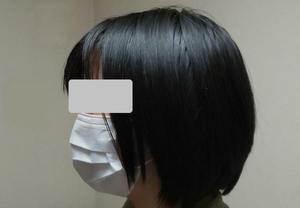 シャープマスクを実際に付けてみた使用感や感想レビュー!
