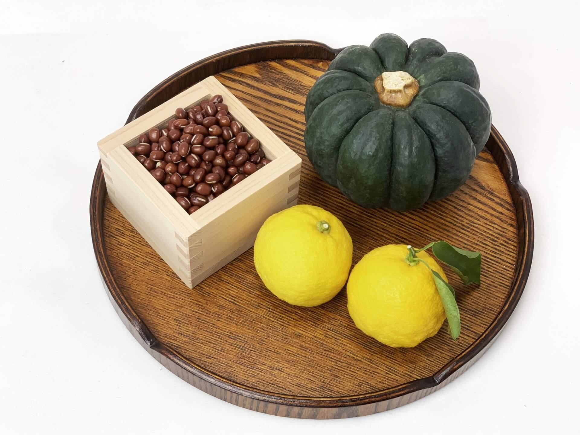 冬至にかぼちゃを食べるのはなぜ?理由は?小豆やゆず湯についても!