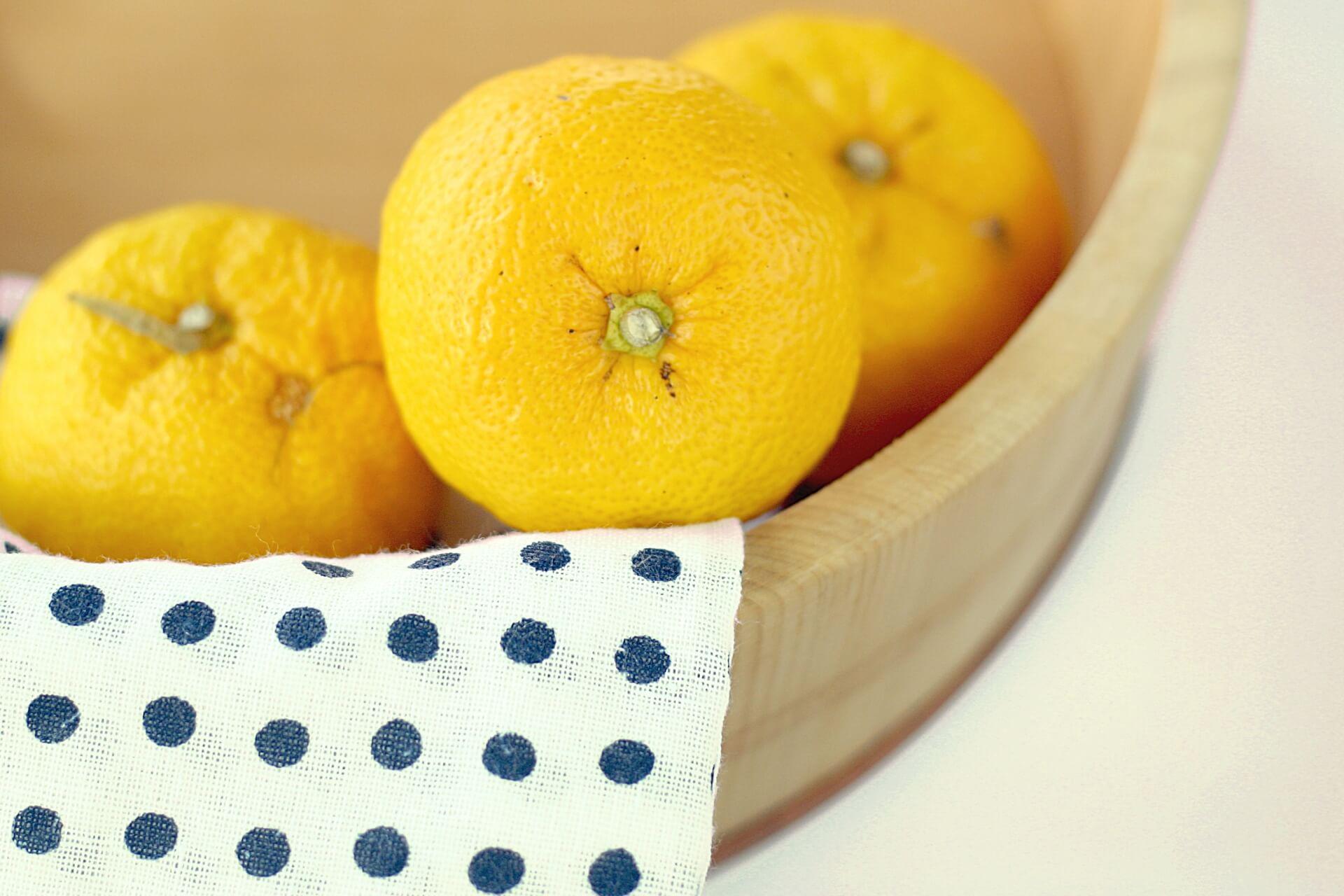 柚子湯の柚子の使い道は?食べられる?ゆず湯の再利用についても
