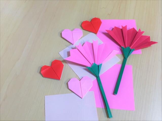 母の日にぴったり!折り紙の折り方〜花〜