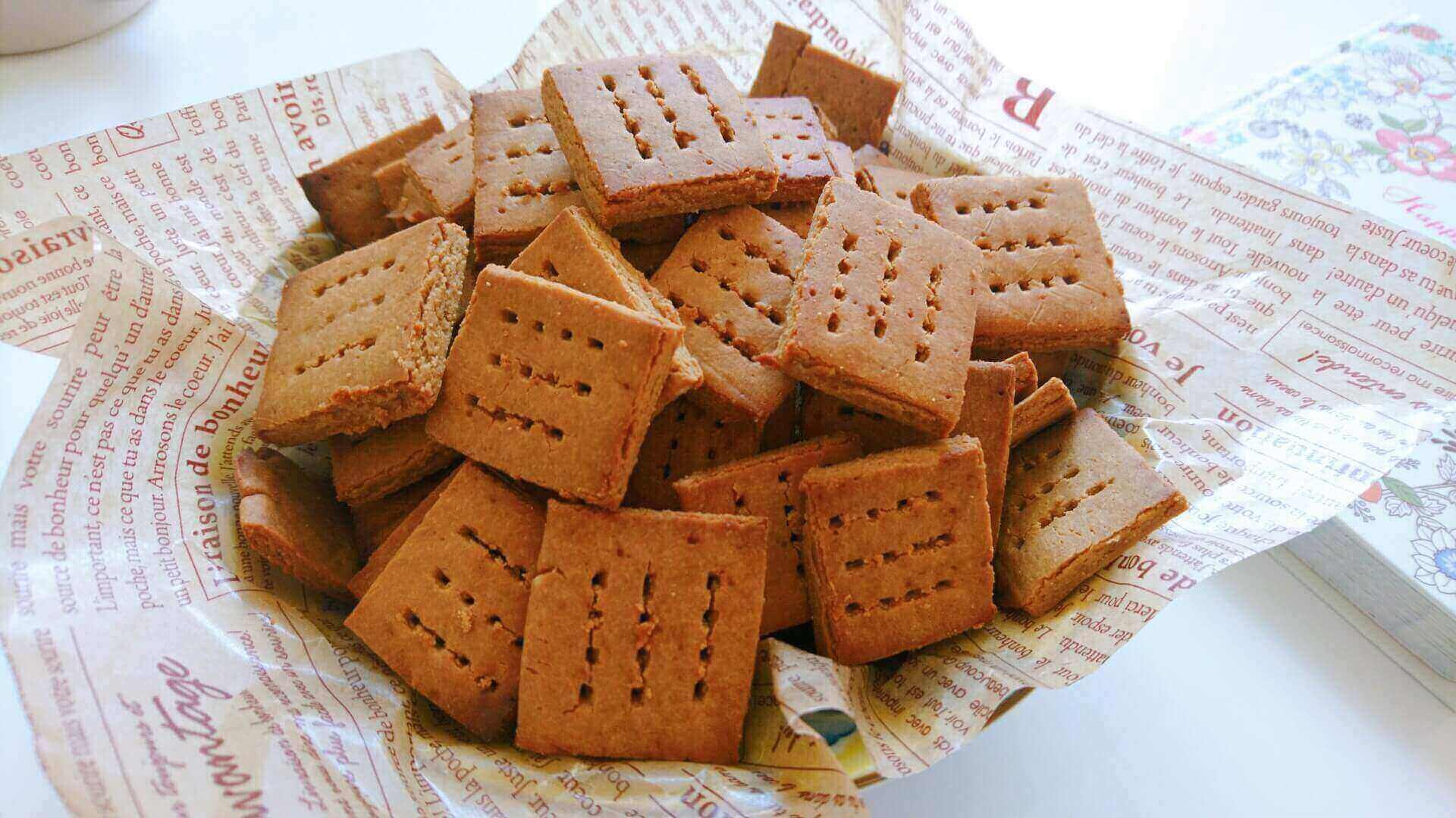 クッキーの生地が硬い!原因や対処法は?簡単に作れるレシピも紹介!