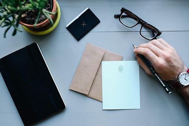 手紙の気付の意味とは?正しい書き方と使い方