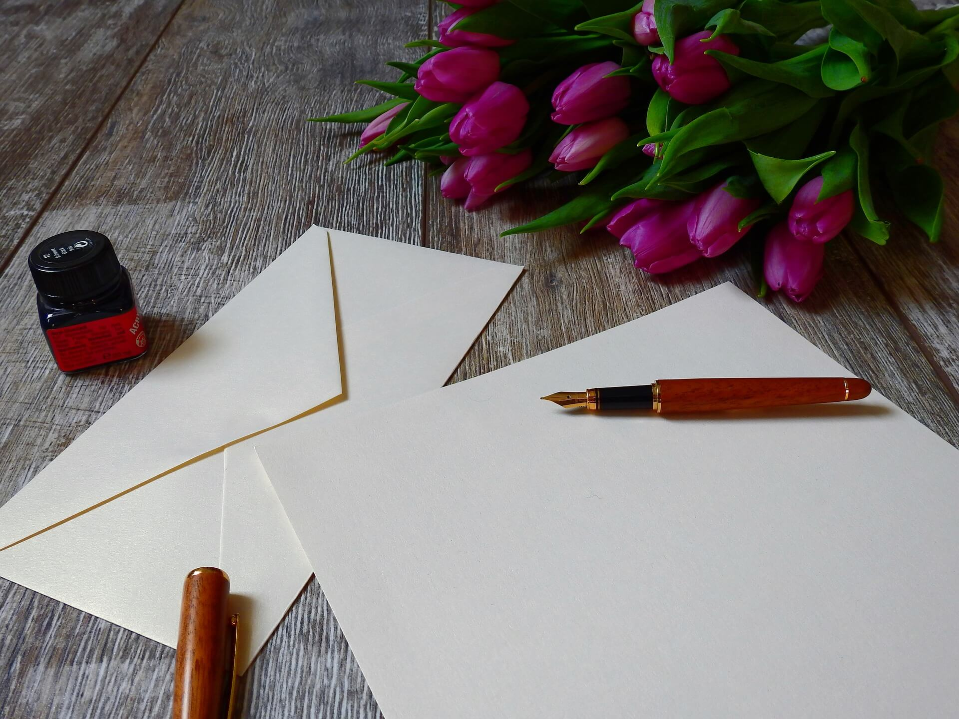 手紙の気付の意味とは?正しい書き方とマナーを解説!豊富な文例も♪